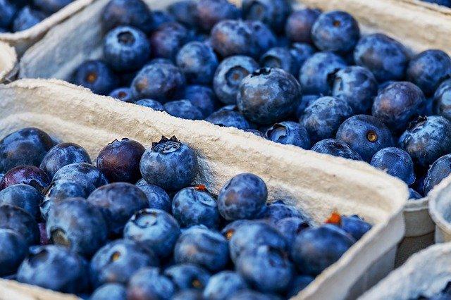 青い食べ物